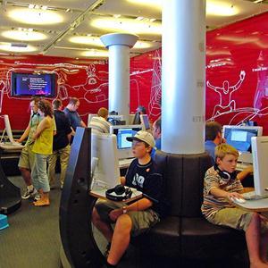 Интернет-кафе Краснотурьинска