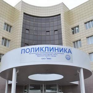 Поликлиники Краснотурьинска
