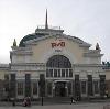 Железнодорожные вокзалы в Краснотурьинске