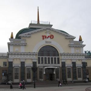 Железнодорожные вокзалы Краснотурьинска